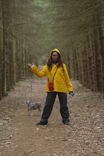 PX in Yellow raincoat in forestF.JPG