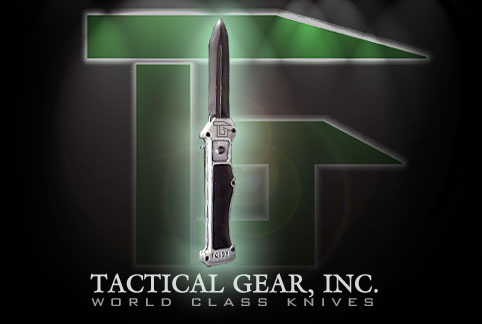 Tactical Gear, Inc. Logo (animated)