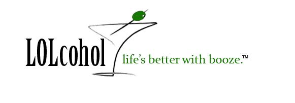 LOLcohol Startup Logo Design