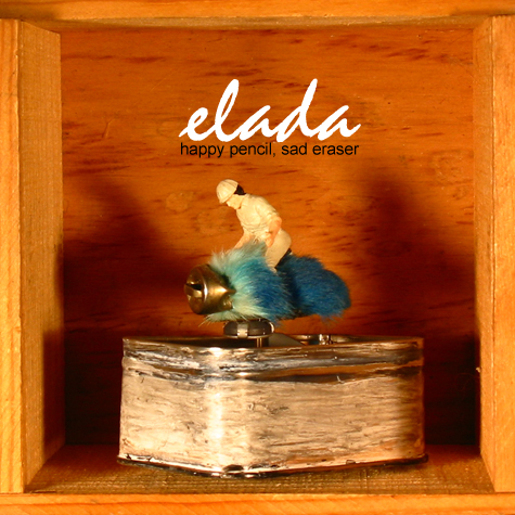 Elada CD Cover (Front)
