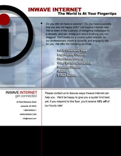 Inwave Internet Ad