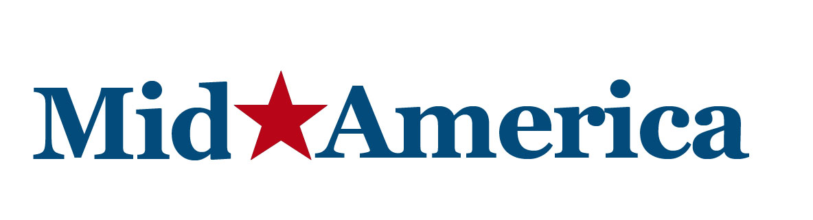 Mid America Bank Logo Design