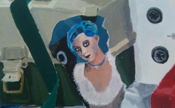 Detail of Darcy