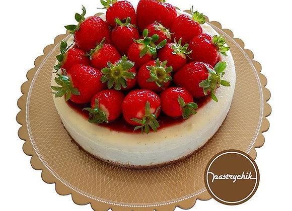 Creme Fraînche Cheesecake