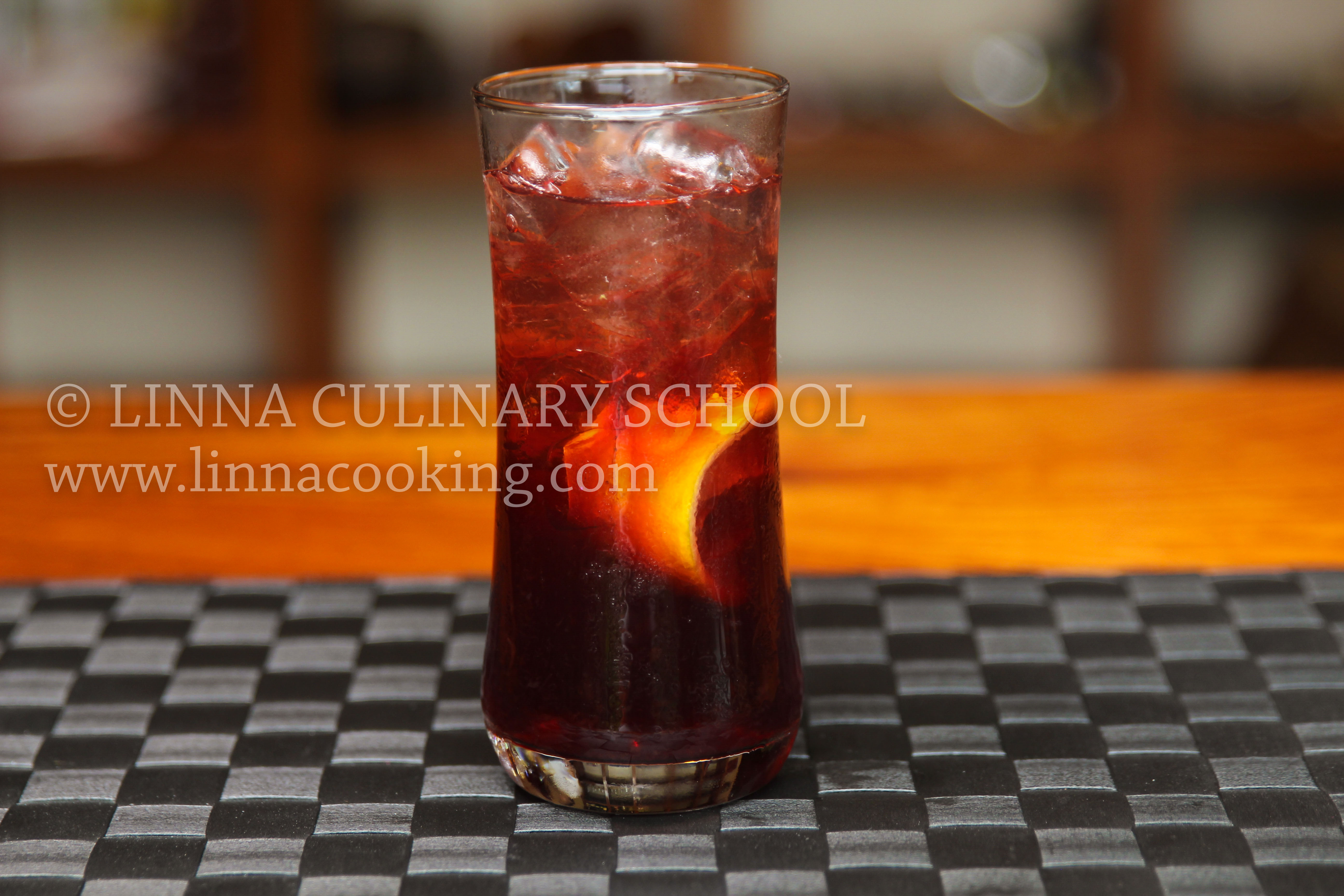 Cassis Soda