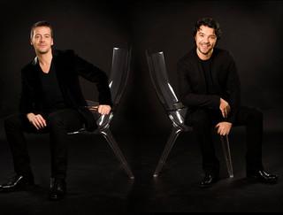 Sébastien Blanc et Nicolas Poiret