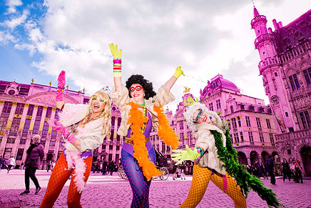 Grand place - Happy Girls's World