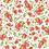 Thumbnail: •  d a i s y •  mint green & pink floral tie back romper
