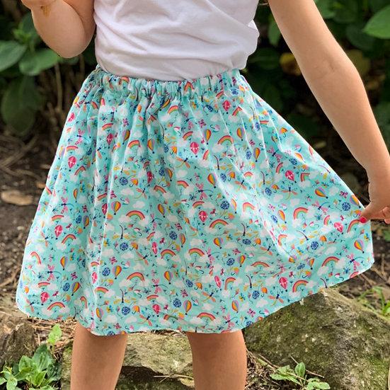 • e l l i e • skirt | girl skirt (choose your fabric)