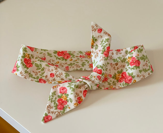 Matching Knotted Headband (Choose your Fabric)