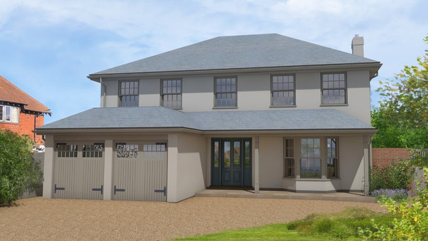THE RUSTINGTON PROJECT