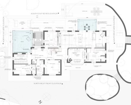 Proposed Ground Floor Plans