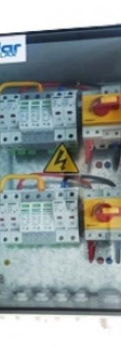 DC COMBINER BOX 4 - 2