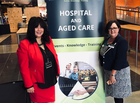 Aged Care seminar National Wine Centre, Adelaide