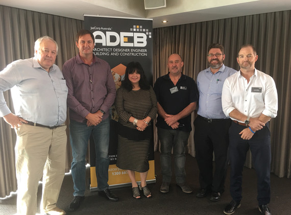 Waterproofing seminar with Institute of Water proofing (national seminars) - with Allan Shiell Building Commmission WA