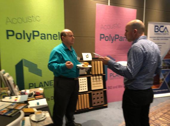 Planet Acoustics Architecture with Darren