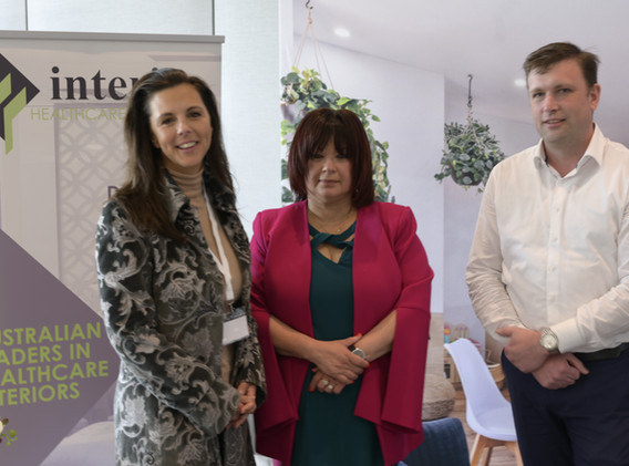 Interite Kate Manser, Luke Sharpe and Lynn Gabriel Health2Ageducate