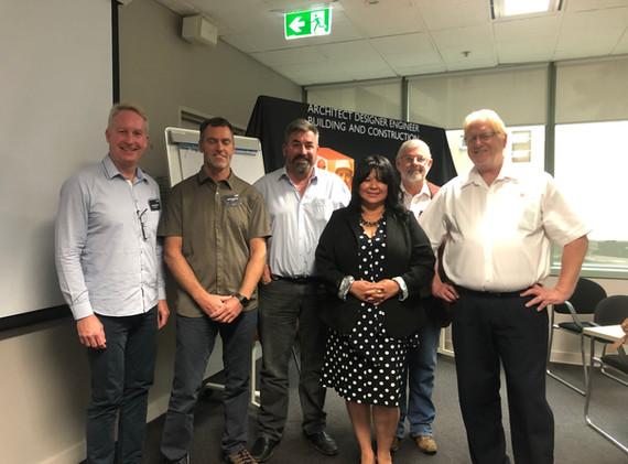 Bushfire prone areas, NSW Rural Fire Service, CSIRO Justin Leonard, Graham Douglas UNSW, Sydney Seminar