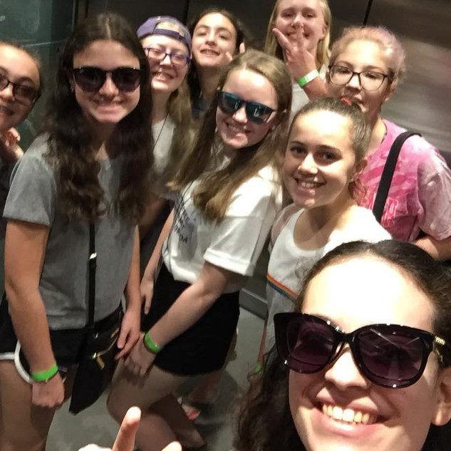 Too Cool for the Elevator