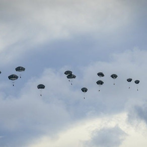 The Prayer of the Paratrooper