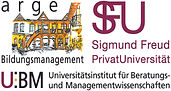 Janach Mediation - Kund*innen-Logo - arge Bildungsmanagement Sigmund Freud Privat Universität