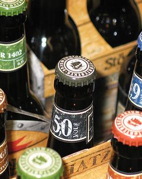 ビールの配達