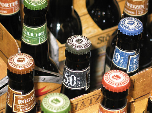 Coffret bière artisanales+ 1 verre offert