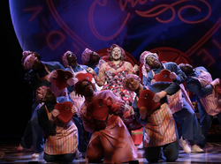 Evilene-The Wiz at Ford's Theatre
