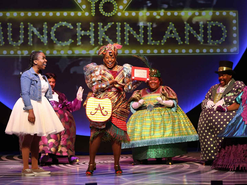 The Wiz at Ford's Theatre-Adaperle
