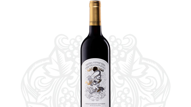 Nezha Conquers The Dragon King Shiraz Cabernet
