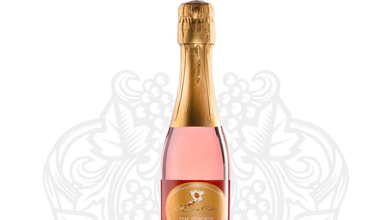 Maison Blue Sparkling Pink Moscato