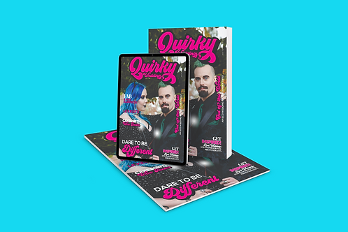 Quirky Weddings - Issue 1