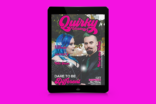 Digital: Quirky Weddings - Issue 1