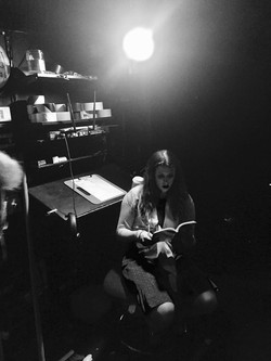 Rehearsing Wyrd Sisters