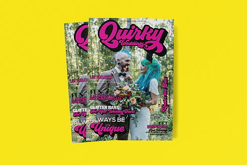 Quirky Weddings - Issue 2