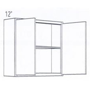 Maple Off-White Shaker Wall Cabinet W2730