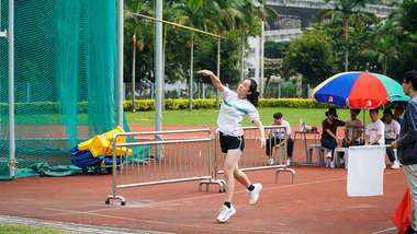 Sports Day - Day 1