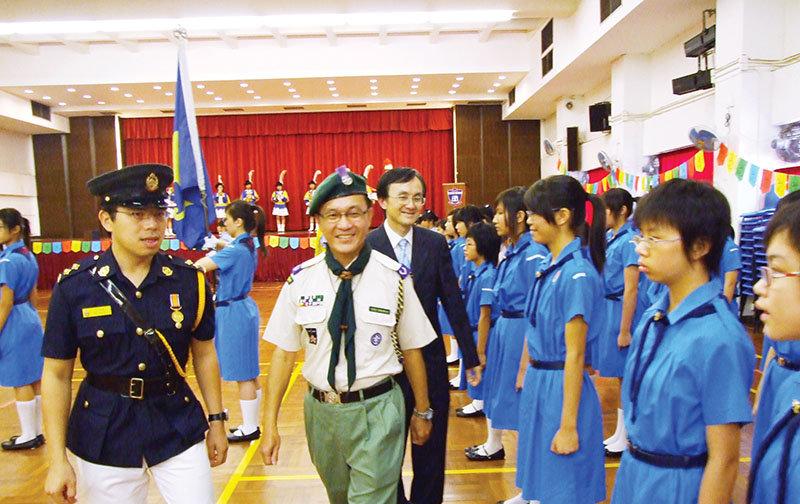 2007 - 制服團隊