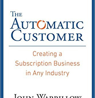 Book Review - The Automatic Customer