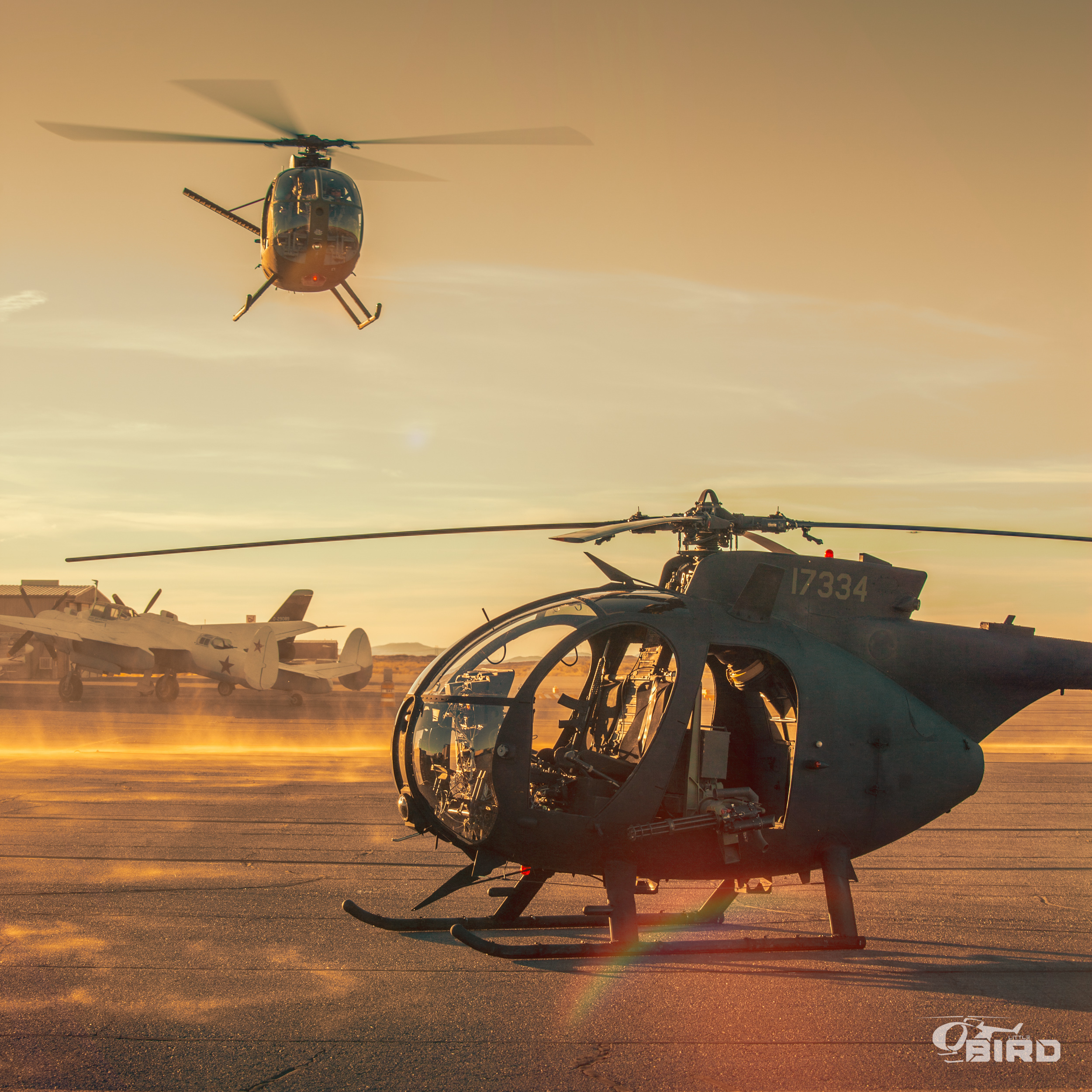 HELICOPTER PHOTOGRAPHY