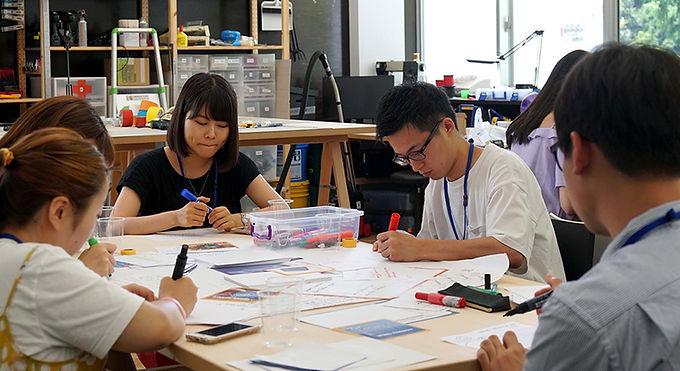Kashiwa Open Day Workshop
