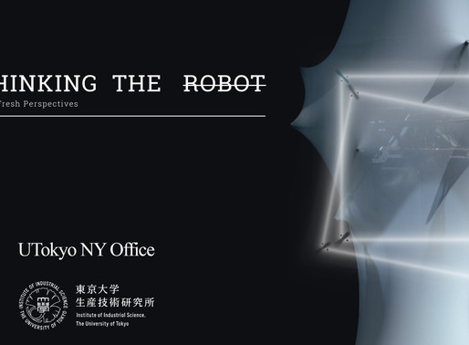 Creative Workshop New York / RE : THINKING  THE   ROBOT