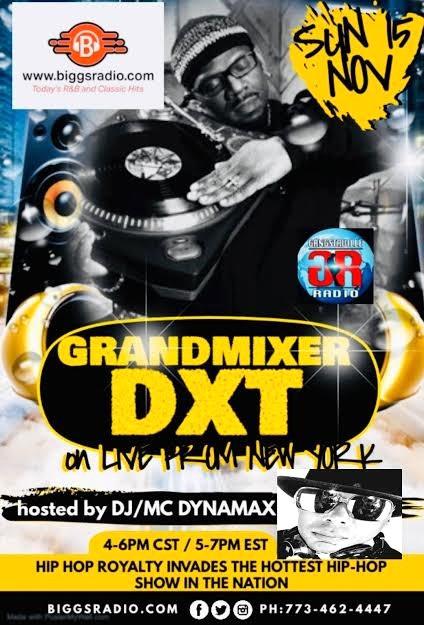 GrandMixer DXT