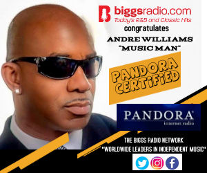 BR ANDREW WMS PANDORA - Made with Poster