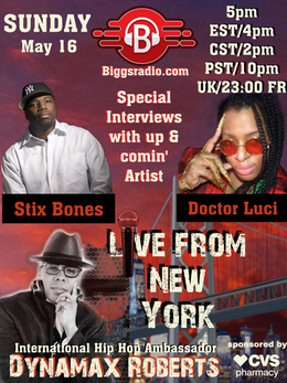 May 16 LFNY Stix Bones_Doctor Luci