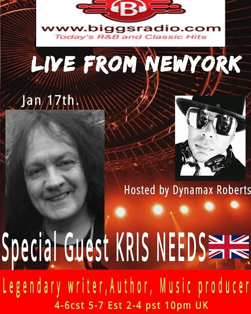 Kris Needs