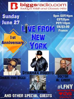 1st Anniversary Show June 27