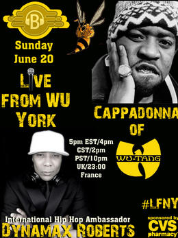 Live from WU-YORK Sunday June 20