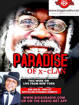 Paradise of X-Clan