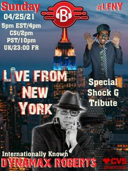 Sunday 4_25_21 LFNY Shock G Tribute